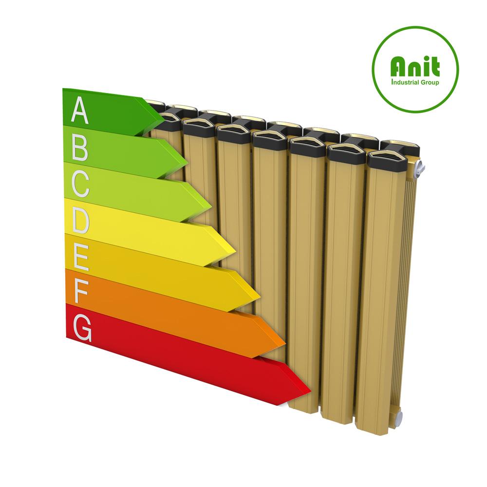 نوع رادیاتور چگونه باعث صرفه جویی در مصرف انرژی می گردد؟