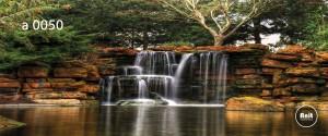 عکس دریاچه رادیاتور رنگی