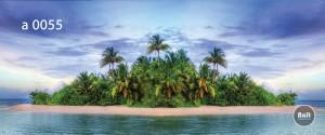 عکس جزیره رادیاتور چاپ دار