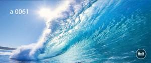 عکس موج رادیاتور شیشه ای