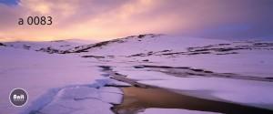 عکس برف رادیاتور شیشه ای