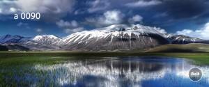 عکس کوه رادیاتور شیشه ای