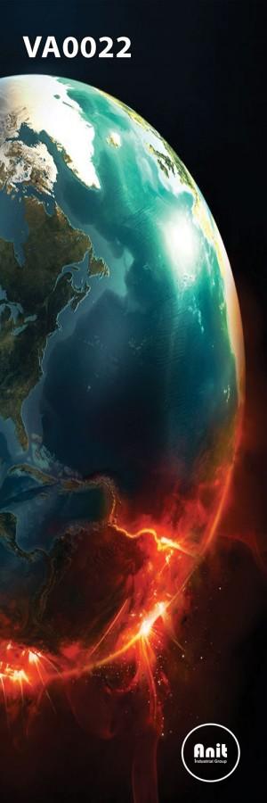 عکس سیاره رادیاتور شیشه ای