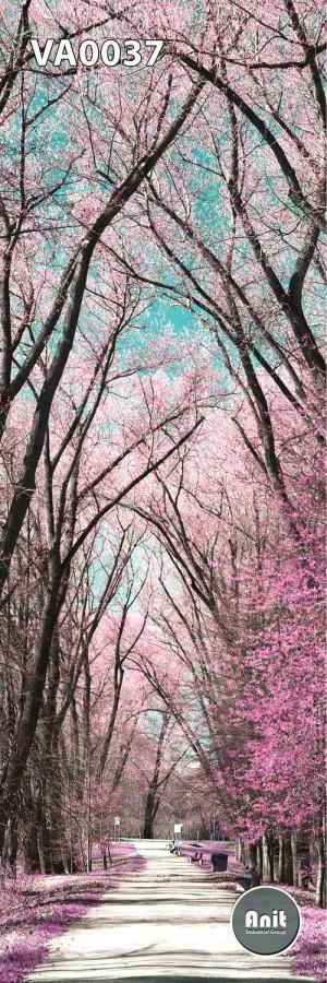 عکس شکوفه رادیاتور شیشه ای