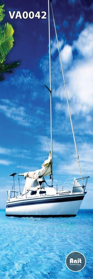 عکس قایق رادیاتور شیشه ای