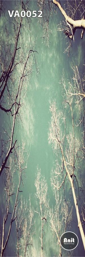 عکس آسمان رادیاتور شیشه ای