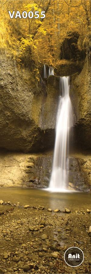 عکس آبشار رادیاتور شیشه ای