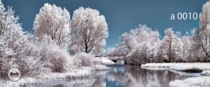 عکس برف رادیاتور طرح دار