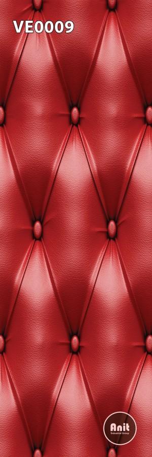 طرح شیشه رادیاتور لمسه قرمز