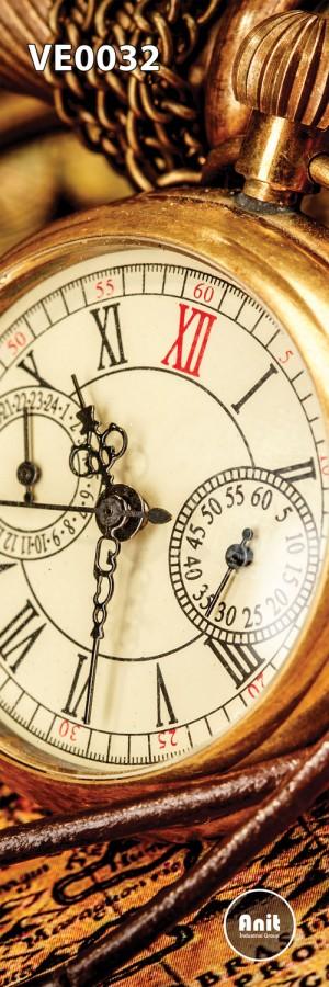 طرح شیشه رادیاتور ساعت