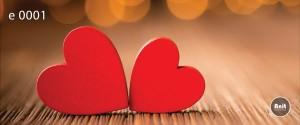 طرح شیشه رادیاتور قلب