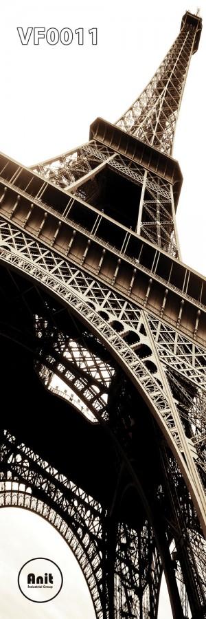 عکس برج ایفل رادیاتور شیشه ای